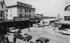 Pike Place Market 1968